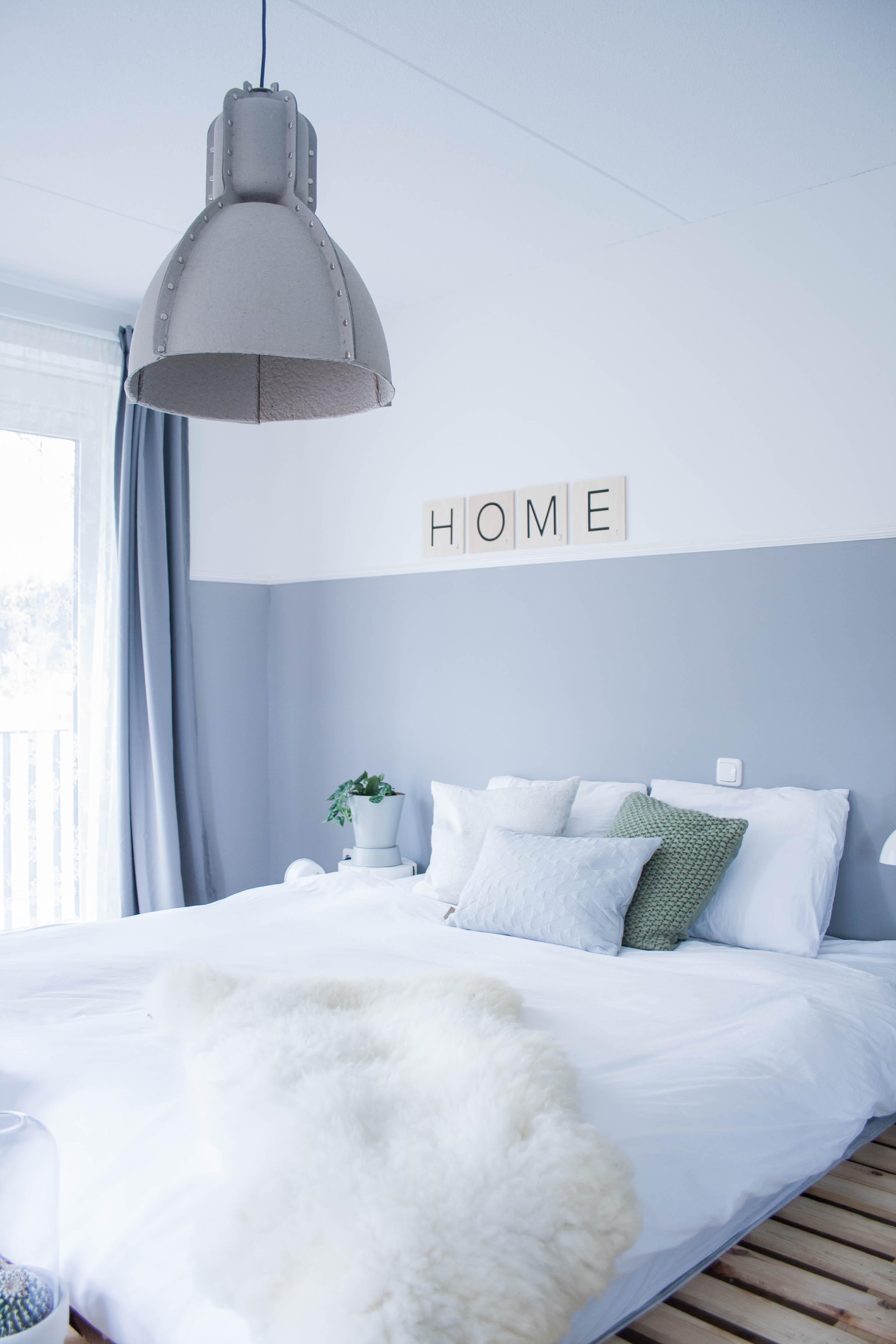 anne lighting in onze slaapkamer – lott., Deco ideeën